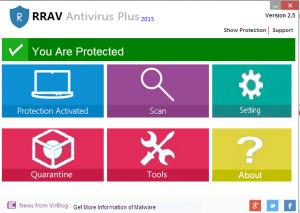 RRAV Antivirus Plus